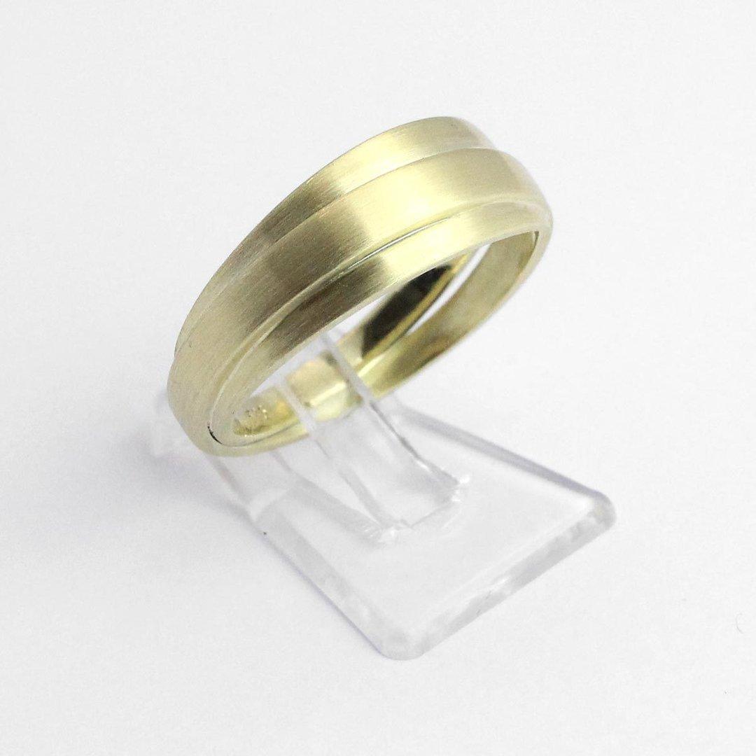 """Ring 585er Gelbgold """"Wickelring"""""""