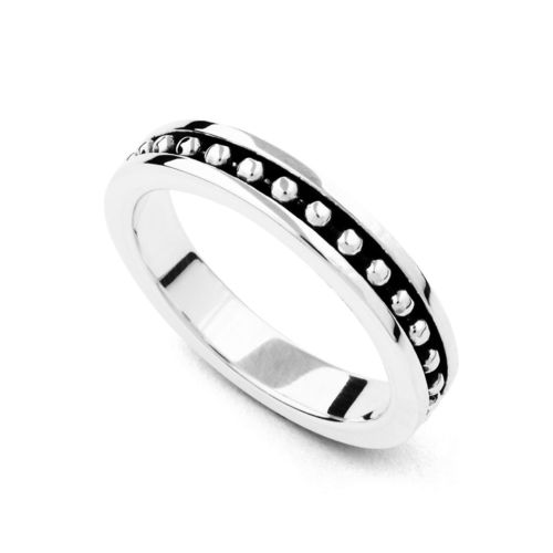 Ring  925er  oxidiert